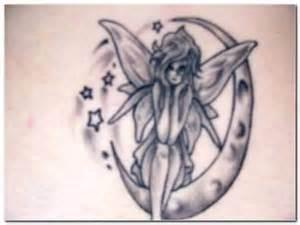Fairy tattoo designs outline