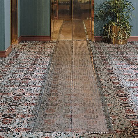 Vinyl & Clear Carpet Protector   Floor Protection Mats