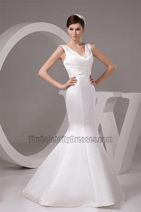 Promo Promo Termurah Dress Gucci V discount v neck trumpet mermaid floor length wedding dresses thecelebritydresses