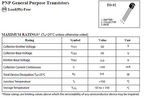transistor pnp a1015 a1015 pnp general purpose transistors self sufficiency