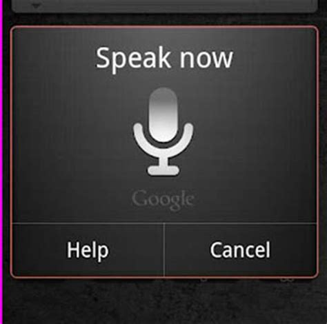 voice recognition android developing android applications with voice recognition features intel 174 software