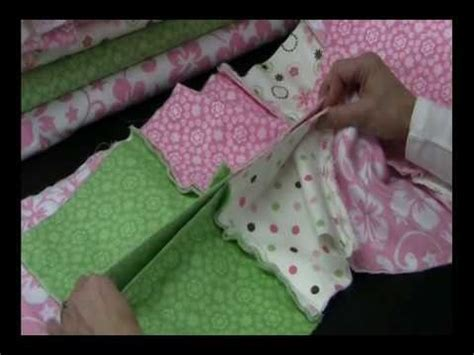 quilting tutorial videos rag quilt tutorial very informative and super easy to