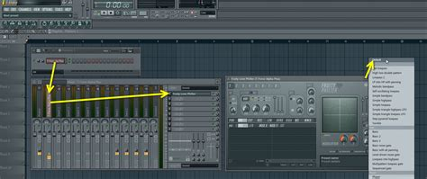 volume envelope pattern fl studio how to sidechain with fruity love philter