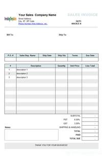 template with lines sle sales invoice template using handwriting signature