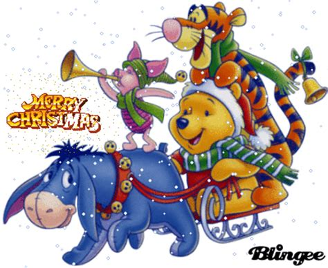 winnie the pooh holiday light winnie the pooh picture 79043794 blingee