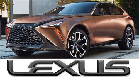 Lexus Lf 1 Limitless 2020 by 2020 Lexus Lf 1 Limitless Concept Exterior Interior
