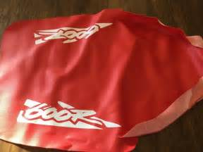 Seat Cover Xr600 Honda Xr600 1994 Seat Cover New Reproduction Aud 79 99