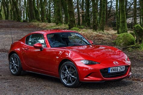 mazda mx5 prices mazda mx 5 rf from 2017 used prices parkers