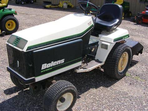 bolens gt tractor construction plant wiki fandom