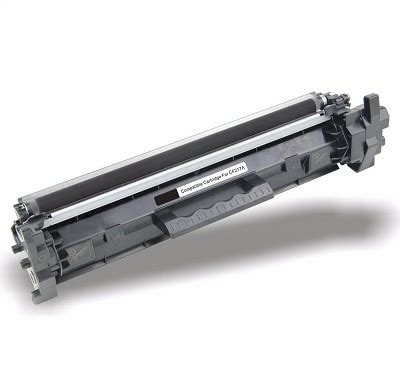 Toner Cf217a compatible hp 17a cf217a black toner cartridge