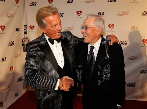 johnny mathis band andy williams pat boone photos 2009 musicares person of