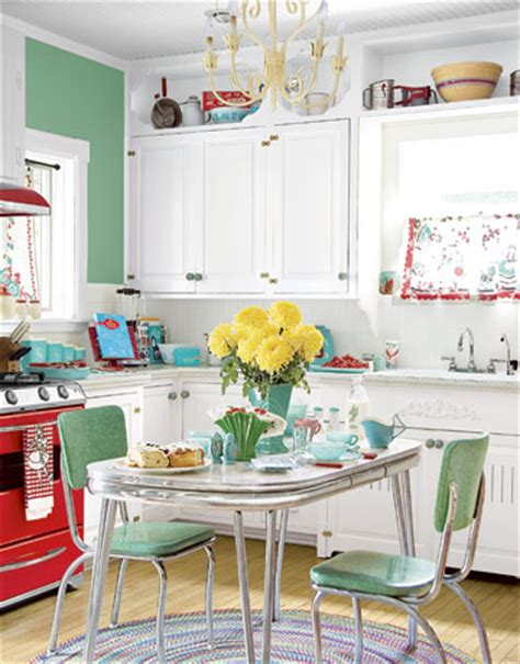 retro kitchen decor 50s retro kitchen kitchen design photos