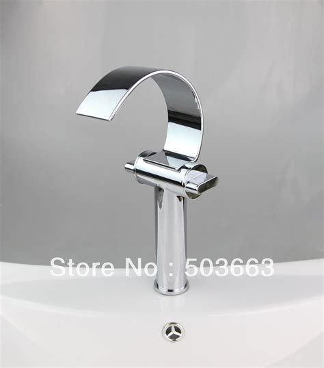 Crystal Vanity Lights For Bathroom by Chrome Double Handle Deck Mount Bathroom Faucet Basin Tap