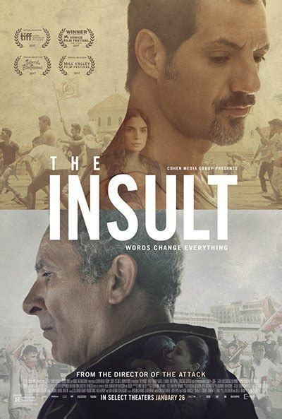 the insult the insult review summary 2018 roger ebert