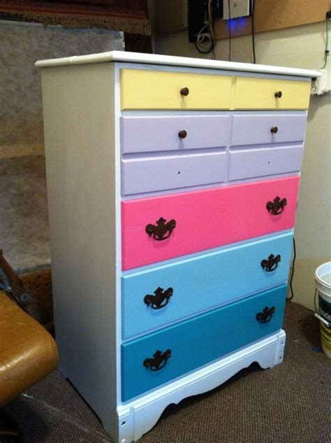 Diy Painted Chest Of Drawers by Painted Chest Of Drawers Diy House