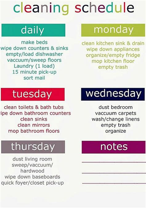 when does spring cleaning start when does spring cleaning start printable weekly cleaning