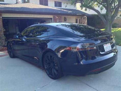Used Tesla Cars For Sale Used Tesla Model S 60 Kwh Los Angeles Electric Cars For