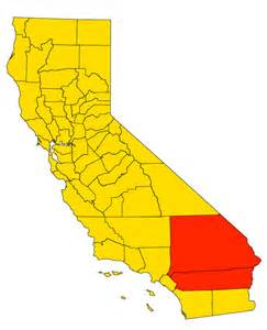 map of inland empire california inland empire inland