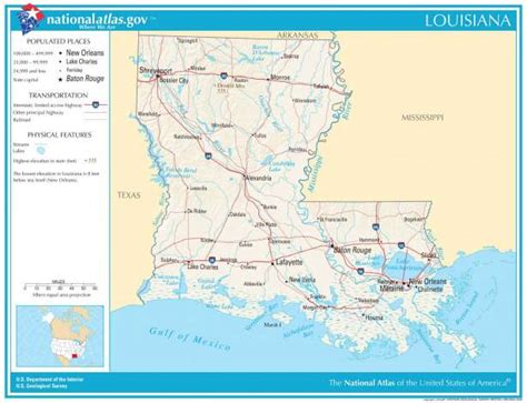 louisiana geologic map the richest town in every state newstimes