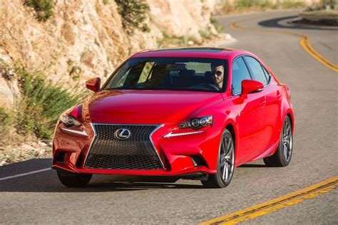 red lexus truck 2016 lexus is review ratings specs prices and photos