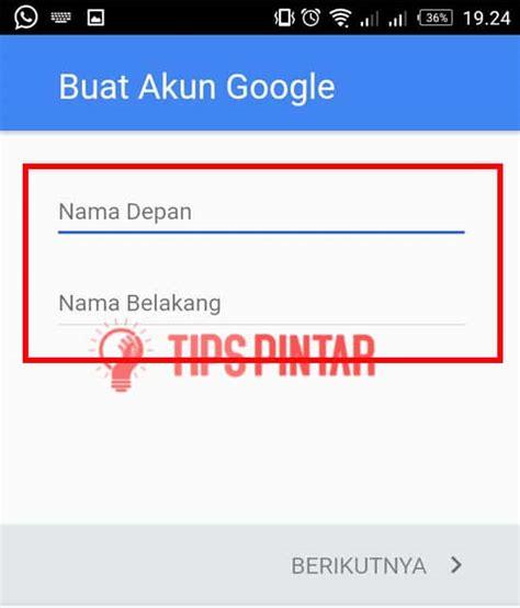 buat akun google resmi cara cepat dan mudah membuat gmail di hp android