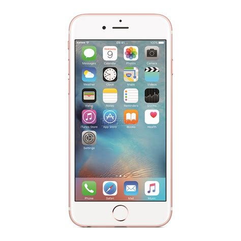 a iphone 6s iphone 6s apple 16 gb mkqm2et a
