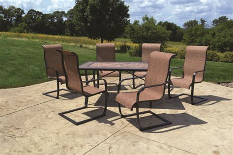 Patio Sets Menards by Lasalle 7 Dining Collection At Menards 174