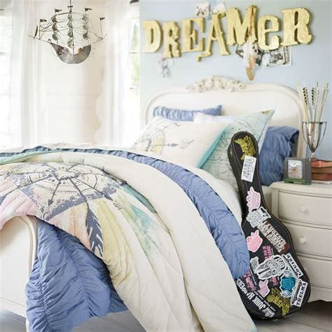 designed the lilac bedroom collection for pbteen junk gypsy follow your heart sham pbteen