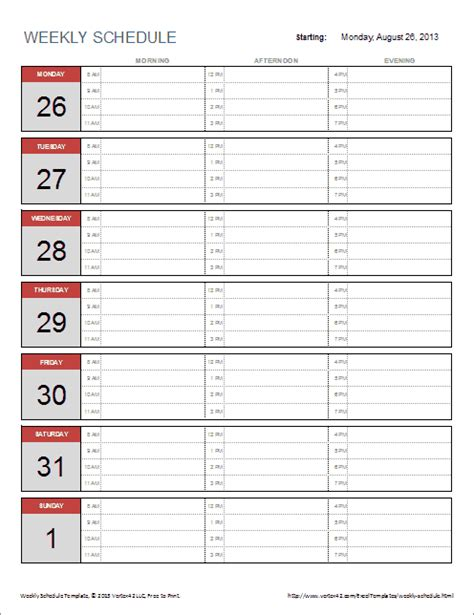 daily planner template create your own planner instantly