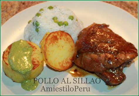 pollo en olla receta peruana pollo al sillao youtube