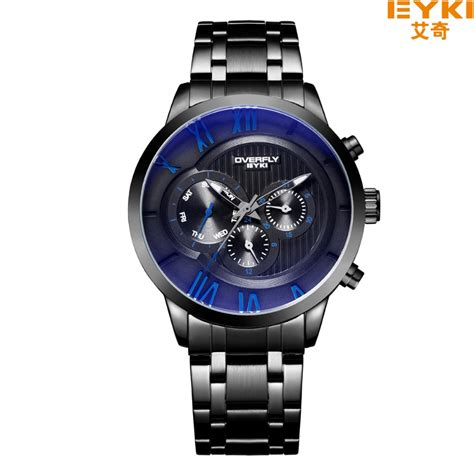 eyki top brand watches casual sport wristwatch
