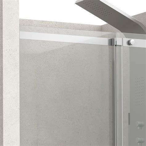box doccia un lato cabina doccia 140cm un lato guarda offerte kamalubagno it