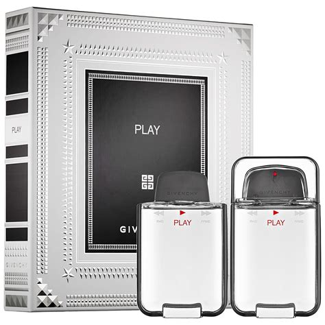 givenchy play gift set sephora gifts giftsforhim gifts for him gifts plays