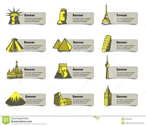 Free Architecture Software landmarks of the world royalty free stock image image