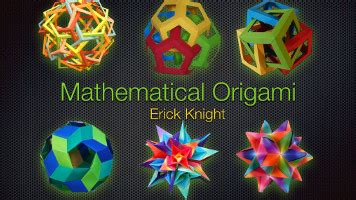 The Mathematics Of Origami - harvard mathematics department summer tutorials 2014