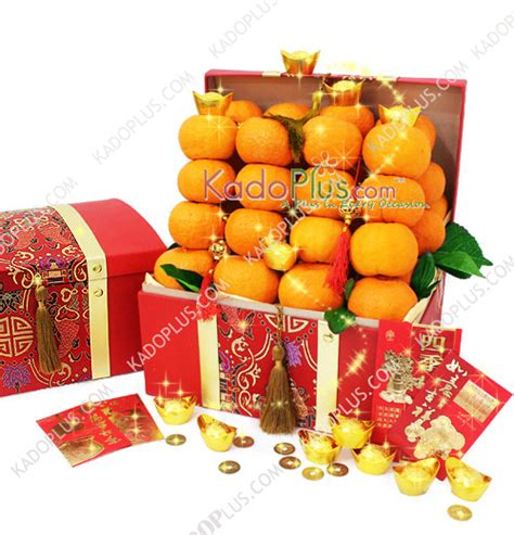 new year parcel jakarta new year her lucky oranges toko bunga