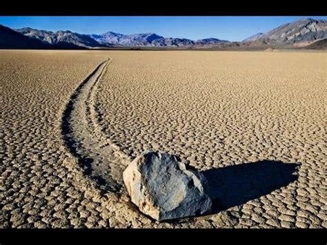 imagenes que se mueven de la naturaleza ee uu descubren el misterio de las rocas que se quot mueven