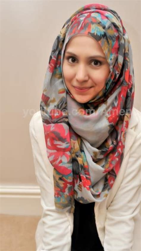 tutorial alis hijab best 51 cashmere hijab images on pinterest other