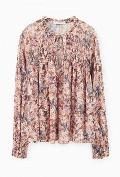 Expand Floral Print Blouse Oranye 5039 best blouses images on in 2018 blouse
