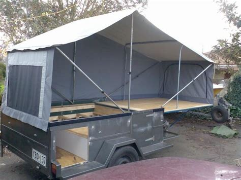 Make Your Own Awning by Tent Trailer Dirks Diy Cer Trailer Travel