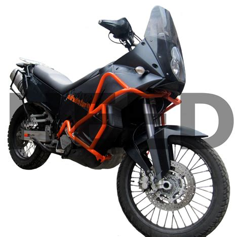 Ktm Crash Bars Heed Crash Bars Ktm 990 Adventure