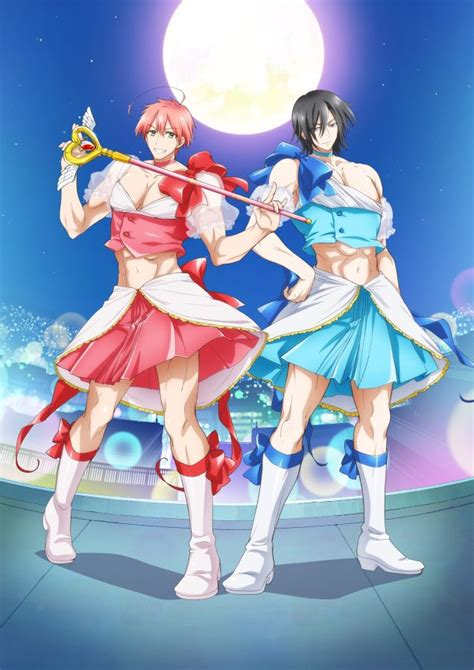 anime winter 2019 magical ore ending by in series idol duo prince