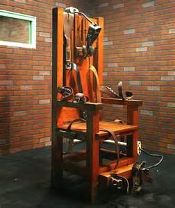 elektrischer stuhl elektrischer stuhl wird 125 grausamsten hinrichtungen