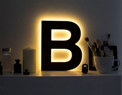 Led Wall Letters