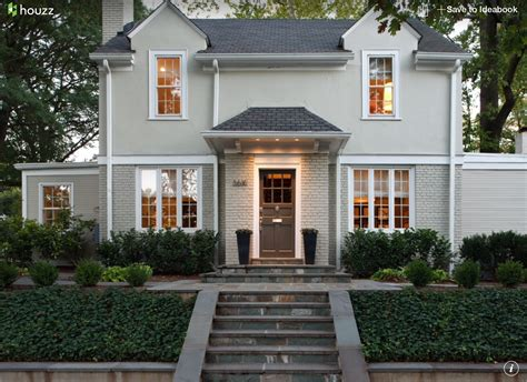 grey house paint exterior house color light warm grey exterior