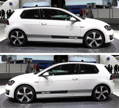 Vw Polo Design Aufkleber by Ssk048 Volkswagen Gti Cabriolet Polo Vw Hatchback Car