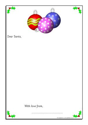 letter to santa template eyfs eyfs ks1 christmas literacy teaching resources and