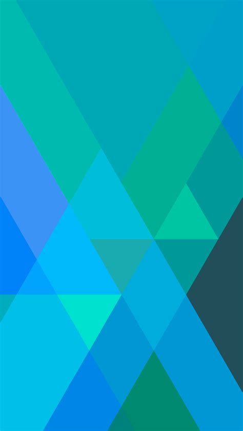 wallpaper iphone 5 flat flat blue gradient triangles wallpaper free iphone