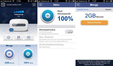 mobile wifi apps huawei mobile wifi app mit umfangreichem update