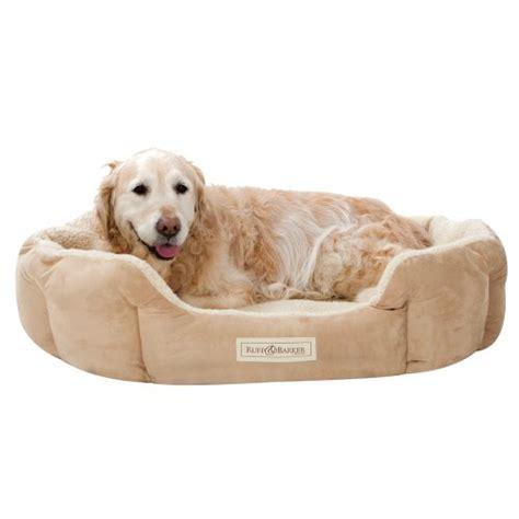ruff barker 174 oval dog bed natural dog nest large dog